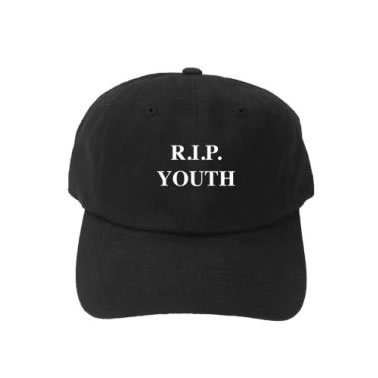 The Neighbourhood RIP Youth black cap as seen on Rihanna