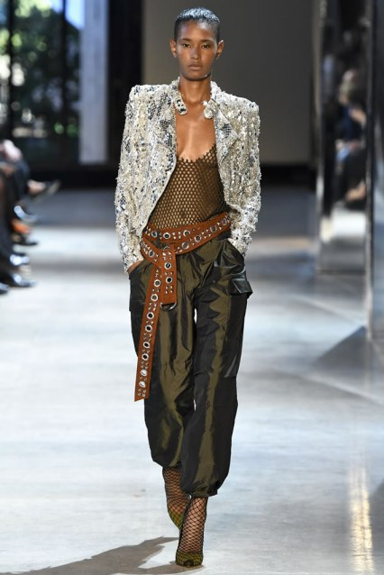 Alexandre Vauthier Fall 2016 couture cargo pants as seen on Rihanna