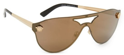 Versace Lense aviator sunglasses as seen on Rihanna