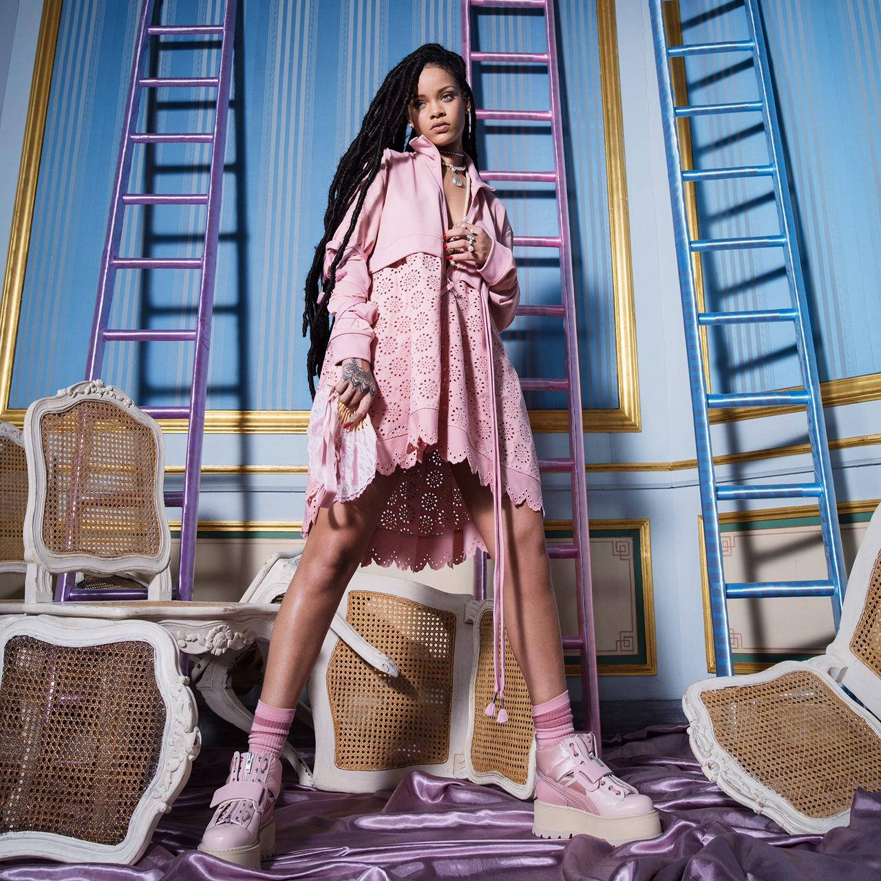 wholesale dealer 50365 eaf54 Where to Shop Fenty x Puma Spring/Summer 2017 - Haus of Rihanna