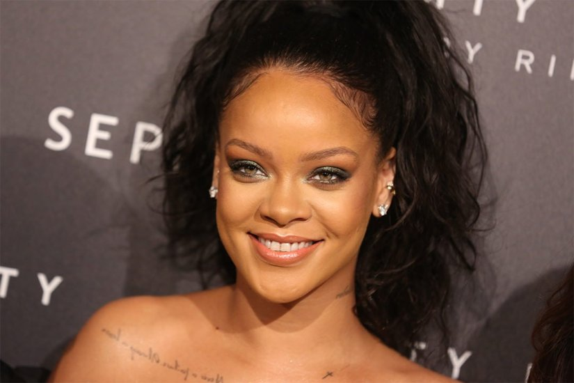 Rihanna Fenty Beauty Sephora Paris launch