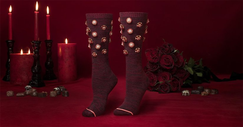 Rihanna Stance Socks Cold Hearted Collection