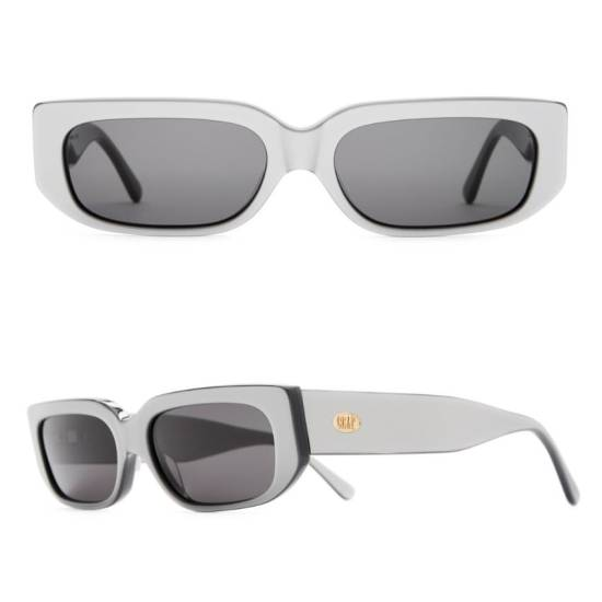 Crap Eyewear The Paradise Machine sunglasses in Shark Grey