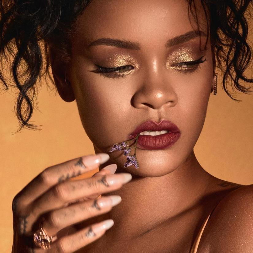 Rihanna Fenty Beauty makeup Moroccan Spice collection