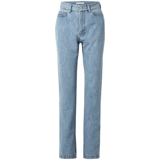 Matthew Adams Dolan high-waist slim jeans as seen on Rihanna