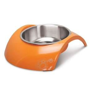 rogz Hundenapf Luna orange L (700ml)|M (350ml)|S (160ml)