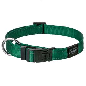 rogz Hundehalsband Utility grün S (20-31cm)