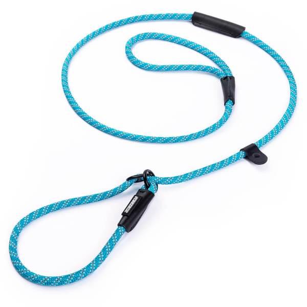 Freezack Moxon Hundeleine Rope blau L (180cm) 12mm|M (180cm) 8mm