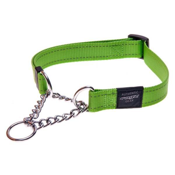 rogz Stop Hundehalsband Utility lime L (40-56cm)