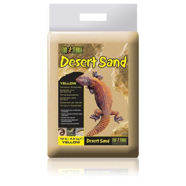 Exo Terra Desert Sand, gelb (4.5kg)