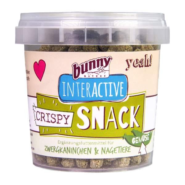 bunny Crispy Snack Gemüse 30g - 6 Stk.
