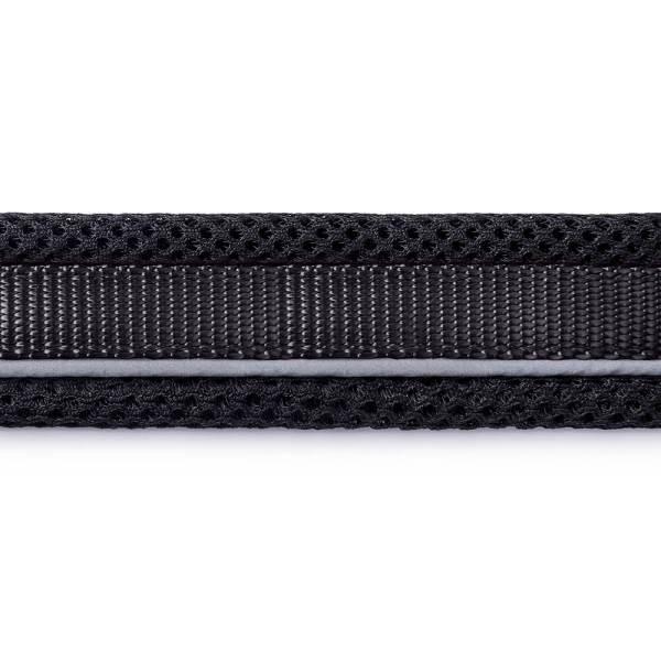Freezack Hundegeschirr Nordic Basic schwarz L (59-78cm) 25mm|M (57-75cm) 25mm|S (45-62cm) 20mm|XL (64-88cm) 25mm|XS (40-53cm) 20mm|XXS (37-48cm) 20mm