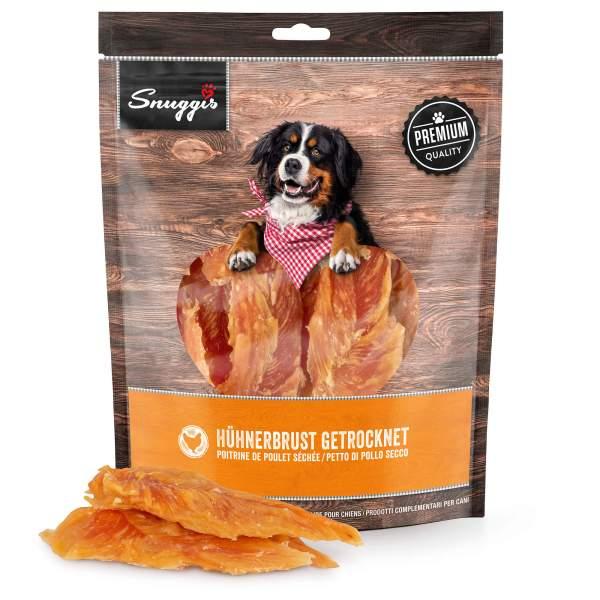 Snuggis Hühnerbrust getrocknet (400g)