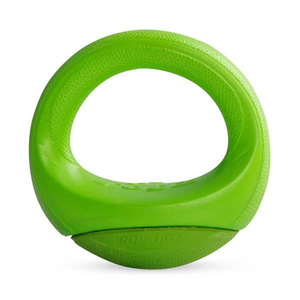 rogz Hundespielzeug Pop-Upz grün L (14.5cm)|M (12cm)