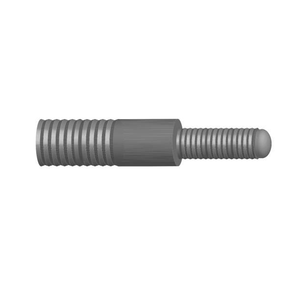 Petrebels Verbindungs-Adapter-Schraube D10/12mmx90mm