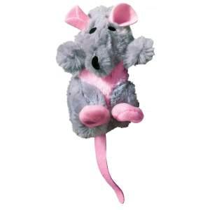 KONG Refillables Rat grau (9.5x5cm)