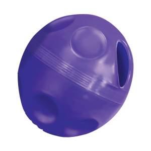 KONG Cat Treat Dispensing Ball violett (7.5x6.5cm)
