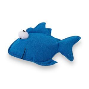 rogz Punk Fish blau (12cm)