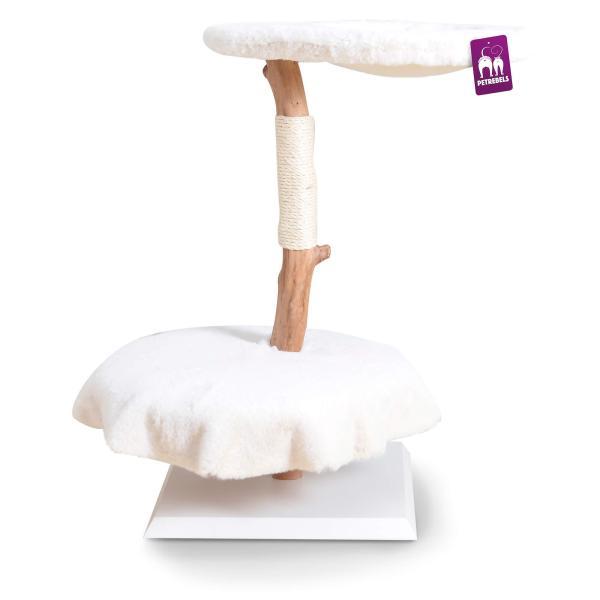 Petrebels Natural Tree 1 Soft cream (49x49x90cm)