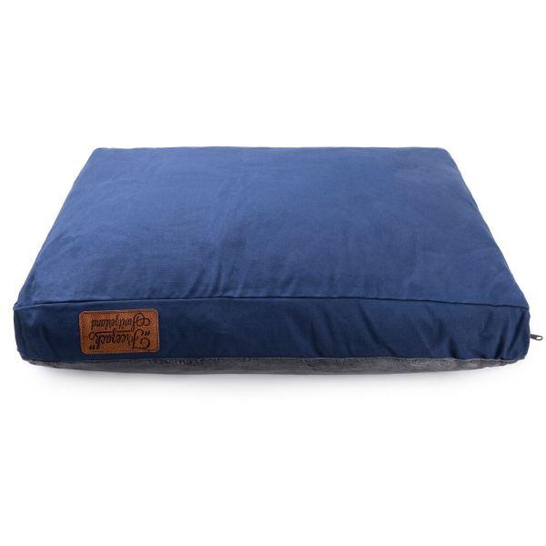 Freezack Hundematratze kNight blau/grau L (100x75x9cm)|M (80x60x8cm)|XL (120x80x10cm)