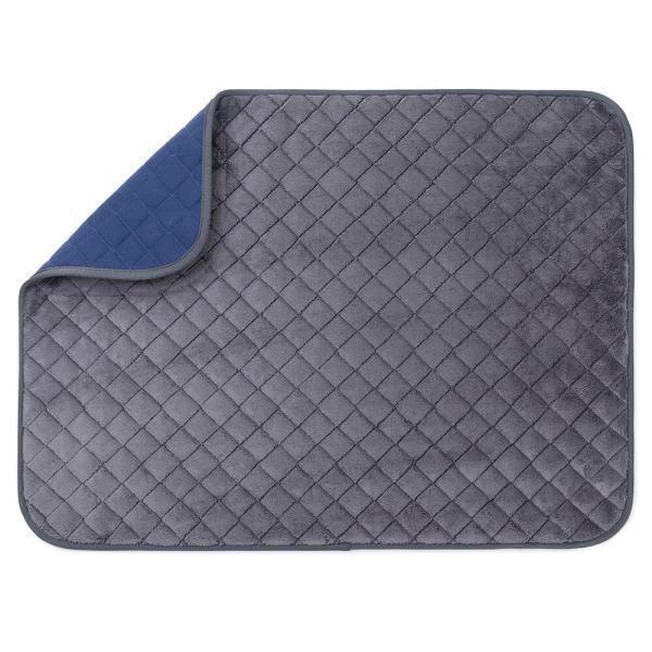 Freezack Hundedecke kNight blau/grau L (100x75x75cm)|M (80x60x60cm)