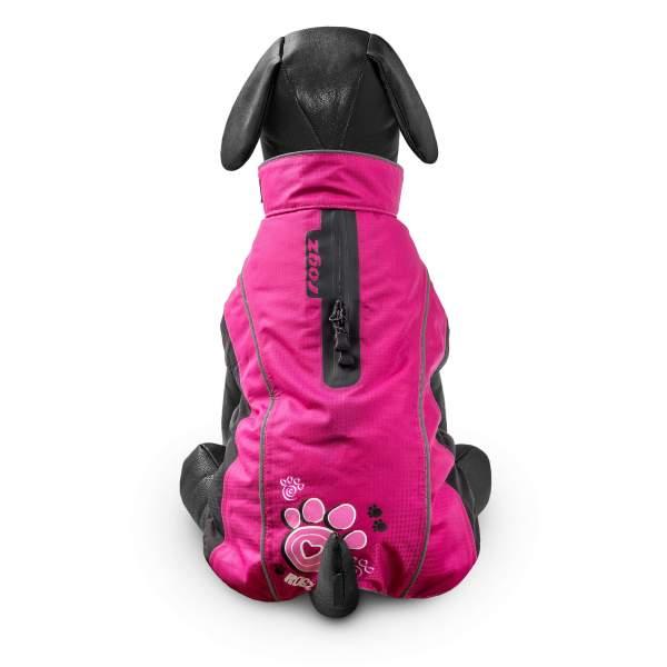 rogz Hundemantel Snowskin pink 20cm|22cm|25cm|28cm|32cm|36cm|40cm|45cm|50cm