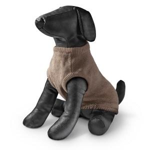 Freezack Hundepullover Switz braun 20cm|22cm|25cm|28cm|32cm|36cm|40cm|45cm|50cm|55cm