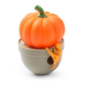 Freezack Cat Tumbler Pumpkin