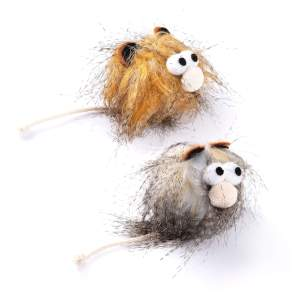 Freezack Katzenspielzeug Wooly assortiert