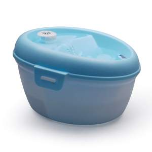 H2O DogH2O Trinkbrunnen für Hunde blau (4 L)