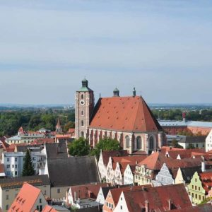 Ingolstadt und Münster