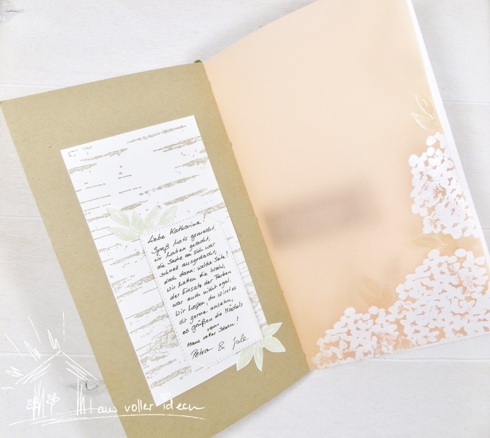 Snailmail Album - Scrapbooking Layout