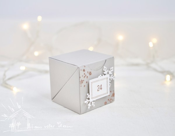 adventskalender to go diagonale box