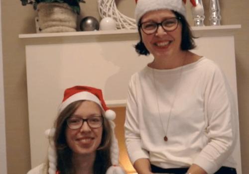 Die Weihnachtsverse 2019 vorgelesen vom Haus voller Ideen