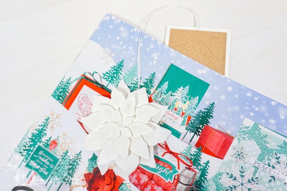 Weihnachten im Juli Teil 3 - Lesezeichen für den neuen Stampin' Up Katalog