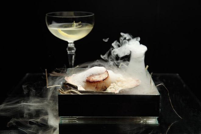 The scallop. Photo: courtesy of Seafood Scotland