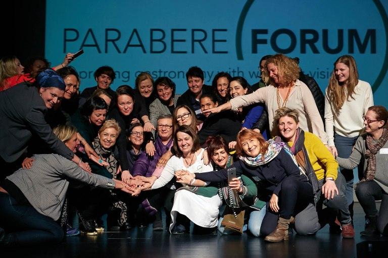 02-03-2015 Parabere Forum, Bilbao Foto: Manuel Díaz de Rada