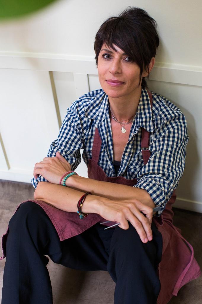 Dominique Crenn. Photo: Stephanie Hua