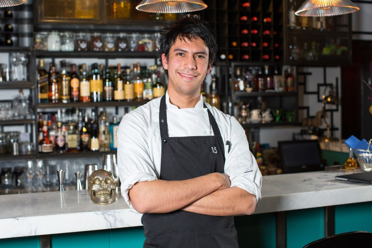 Santiago Lastra Rodriguez. Photo: courtesy of Santiago Lastra Rodriguez
