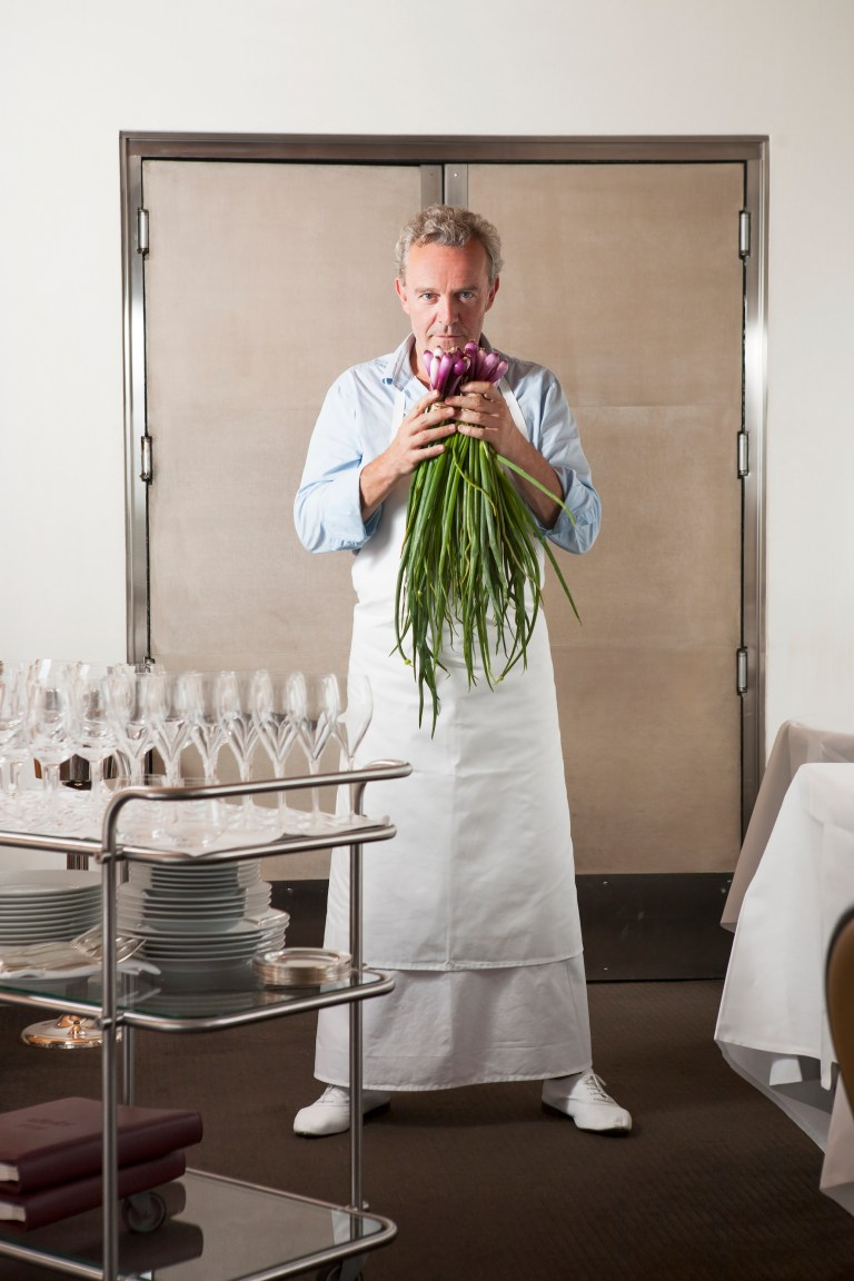 Alain Passard. Photo: Pauline Le Goff