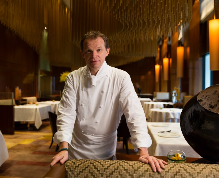 Richard Ekkebus. Photo: Andrew Loiterton for The Landmark Mandarin Oriental, Hong Kong