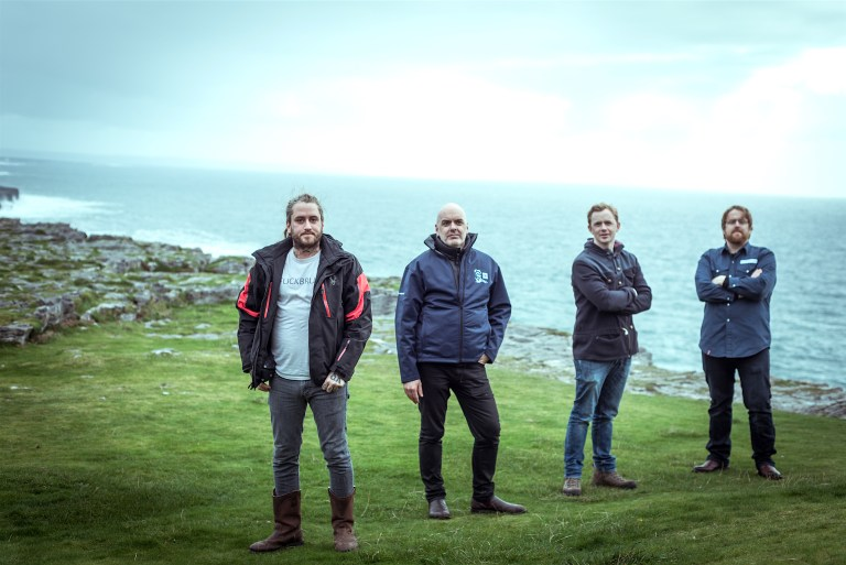 FOTE2015 on Aran Island. Photo by Julia Dunin
