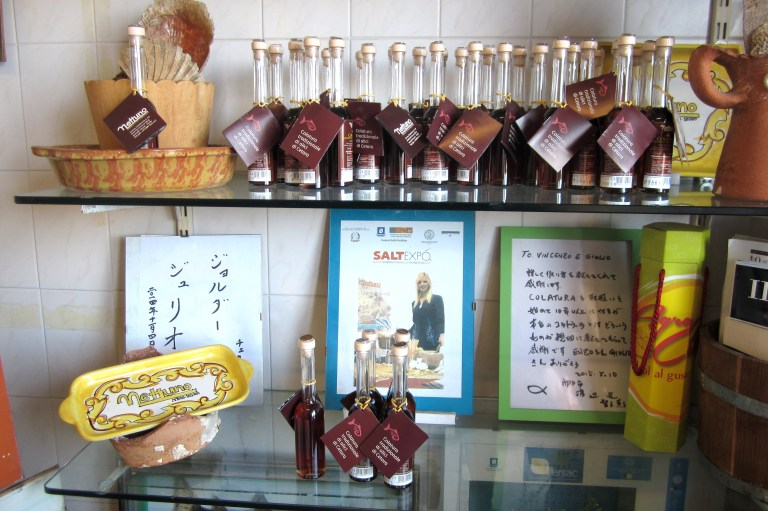 Colatura di alici - Anchovy sauce