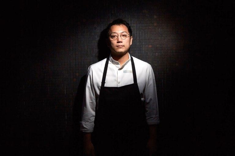 Chef Yoji Touyoshi