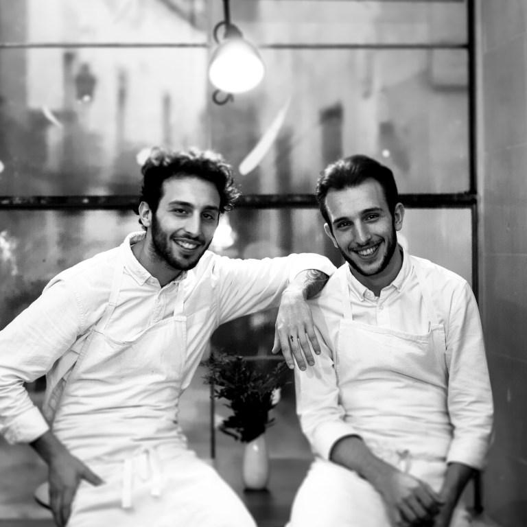 Floriano and Giovanni Pellegrino