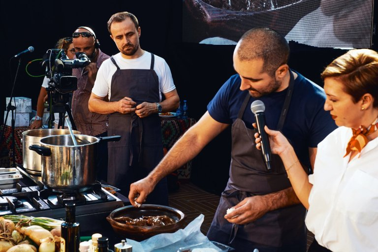 Bledar Kola Co Reinventing The Albanian Cuisine Haut De Gamme