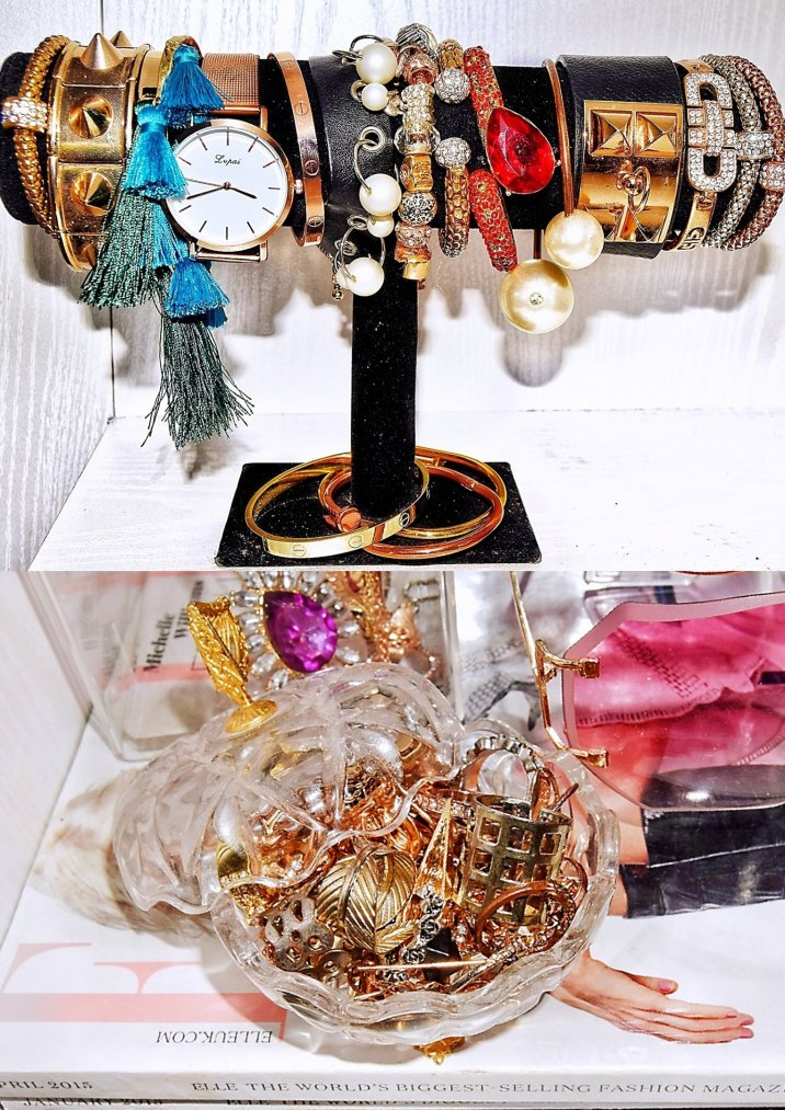 jewellery organisation ideas