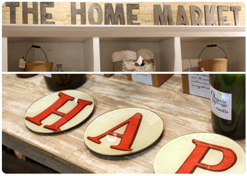 The Home Market & Haute Apple Pie