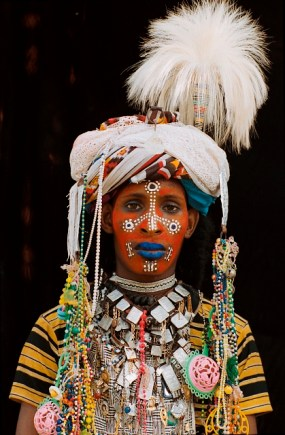 Fulani Man West Africa