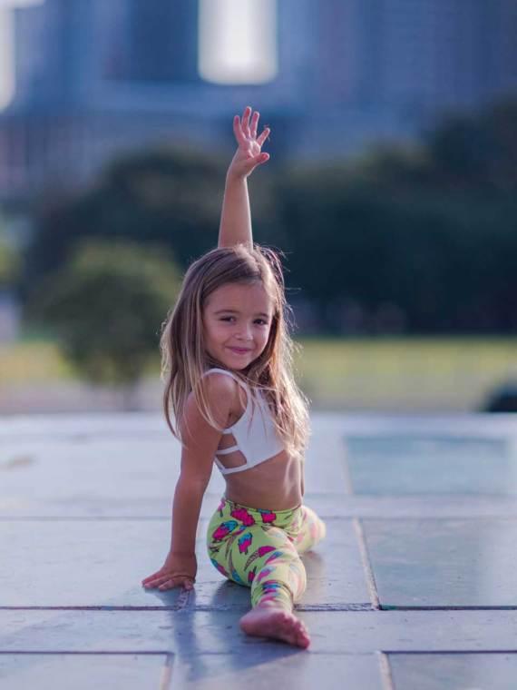 Flexi Lexi Kids Bralette White